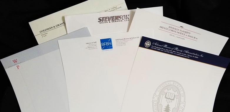 Werner Printing Letterhead